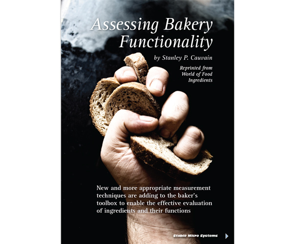 Assessing Bakery Functionality article