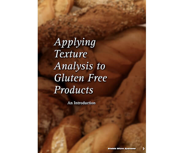 Applying Texture Analysis to Gluten-Free Products article