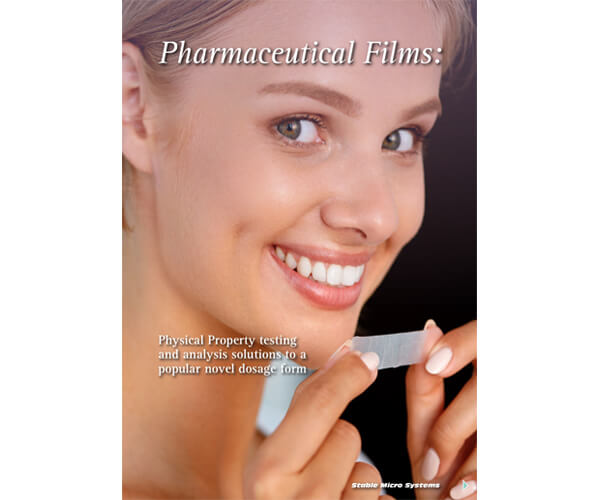 Pharmaceutical Films article