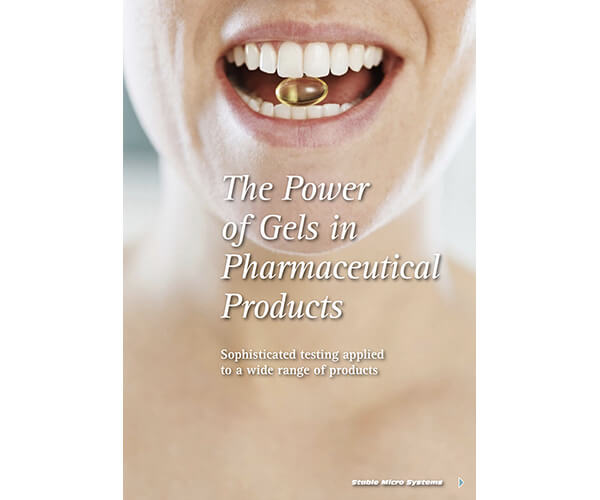 Pharmaceutical Gels article