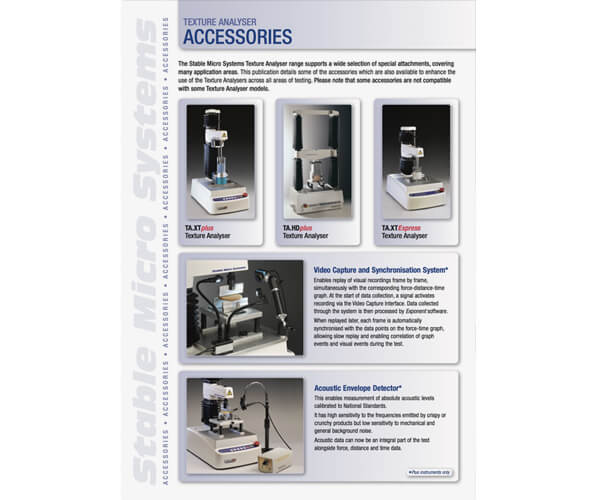 All Accessories brochure