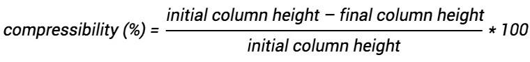 Ecuación de compresibilidad